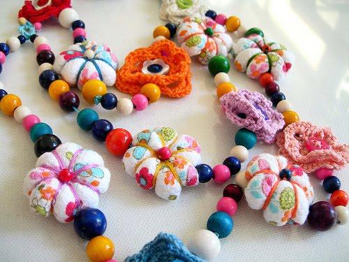 Flores tejidas al crochet paso a paso - Imagui
