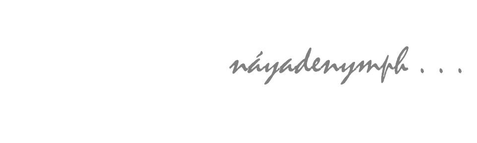nayadenymph