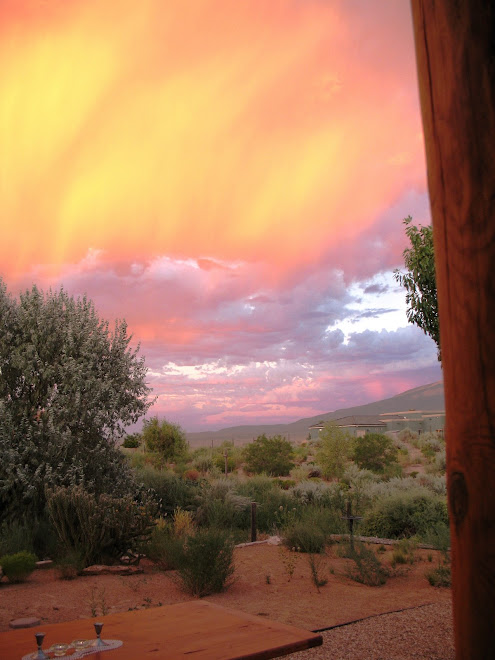 Magical New Mexican Sunset