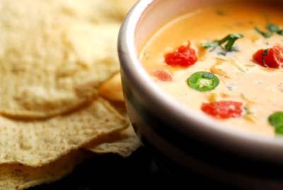 more natural chile con queso | Homesick Texan