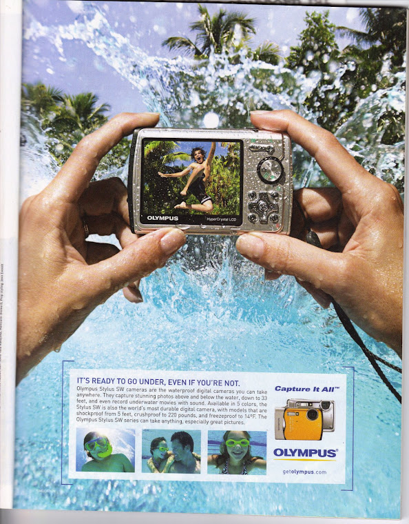 Olympus Camera Ad
