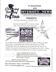 AIDS WALK SIGN UP EVENT