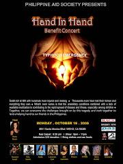 Hand In Hand Benefit Concert