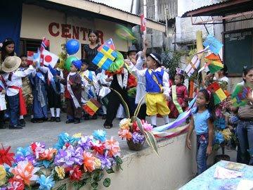 Pictures of UN in Cebu