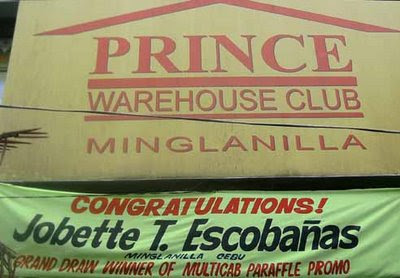 Minglanilla Price Warehouse