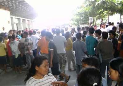 Accident in Tulay Naga Cebu