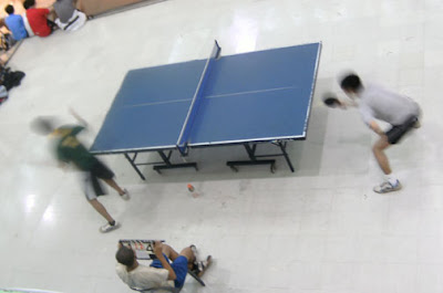 Table Tennis Tournament in Cebu
