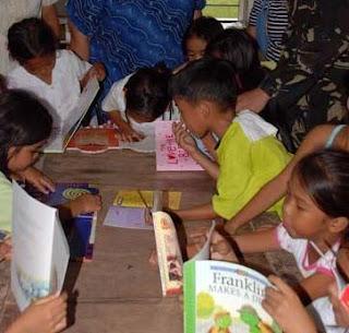public elementary pupils