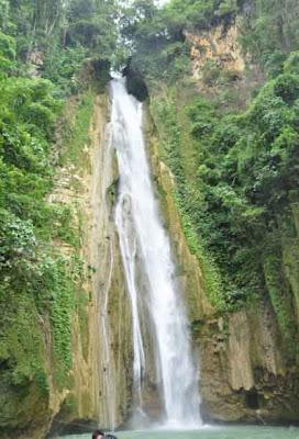 Barili Cebu Falls MANTAYUPAN