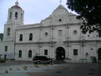 Cathedral Church in Cebu