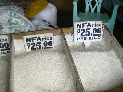 Rice Prices in Minglanilla