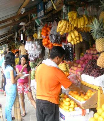 Fruits in Cebu
