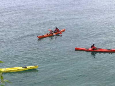 Kayaking in Cebu