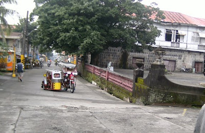 Town of Tayabas Quezon