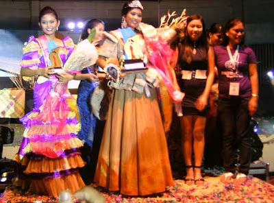 Tungkop National High School Minglanilla Beauty Pageant