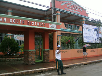 School in Mauban Quezon