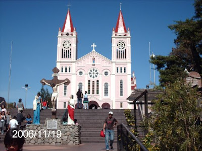Baguio City Church