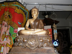 Estatueta de Buda-India