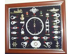 Quadros de arte naval para decoração