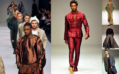 Style Fashion Shows on Man Fashion Show Of London Fashion Week