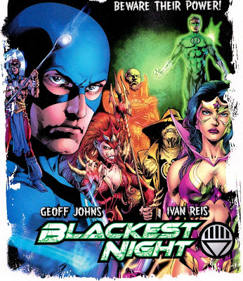 DC Comics Blackest Night Teaser Image - Wonder Woman as a Star Sapphire