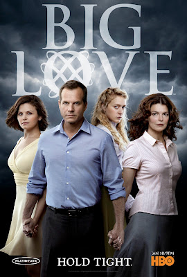 Big Love Season 4 Television Poster - Hold Tight