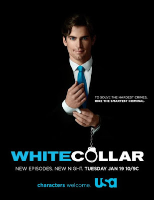 White Collar Season 1.5 Premier and Television Poster