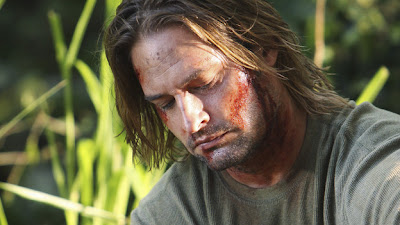 Lost - LA X - Josh Holloway as James Sawyer Ford