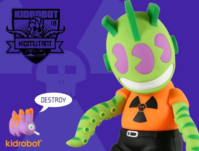 Kidrobot - Kidrobot 18: KidMutant by Frank Kozik
