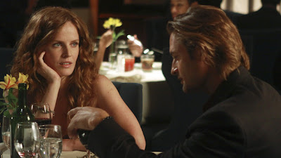 Lost - Recon - Rebecca Mader as Charlotte Lewis and Josh Holloway as James Sawyer Ford