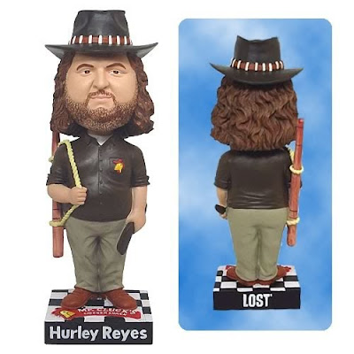 The Hugo Hurley Reyes Mr. Cluck's Lost 7 Inch Bobble Head by Bif Bang Pow!