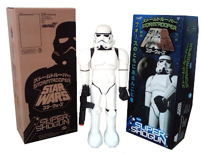 Star Wars x Super7 Stormtrooper Super Shogun Packaging