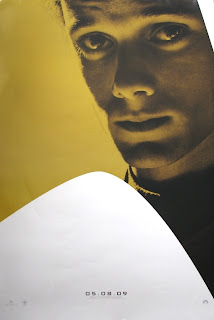 Star Trek Character Movie Posters Set 2 - Anton Yelchin as Chekov