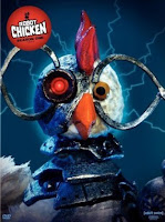 Robot Chicken Season 1 DVD Box Set Cover