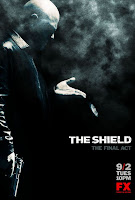 The Shield on FX - Final Season One Sheet Television Poster