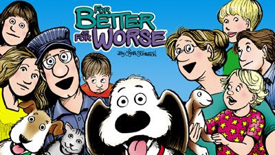 For Better or For Worse - The Patterson Family