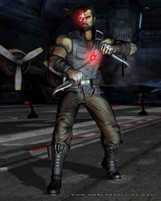 Mortal Kombat vs. DC Universe - Kano