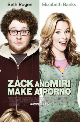 Zack And Miri Make A Porno Canadian Theatrical One Sheet Movie Poster