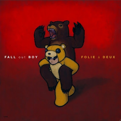 Fall Out Boy - Folie a Deux Cover Art by Luke Chueh