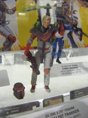 G.I. Joe 25th Anniversary Action Figure Line - Specialist Trakker Without Mask