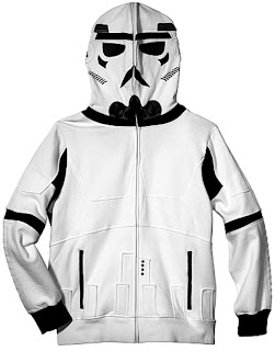 Marc Ecko Star Wars Collection - Stormtrooper Character Hoodie