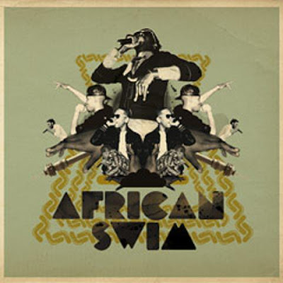 Adult Swim - African Swim Mixtape Album Cover
