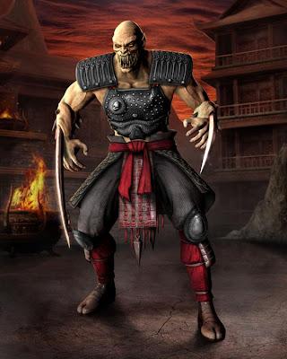 Mortal Kombat vs. DC Universe - Baraka