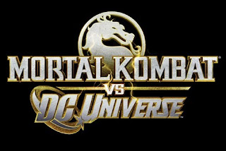 Mortal Kombat vs. DC Universe Video Game Logo