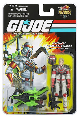 G.I. Joe - Specialist Matt Trakker (of M.A.S.K.) Carded