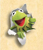 FAO Schwarz The Muppet Whatnot Workshop - Kermit the Frog