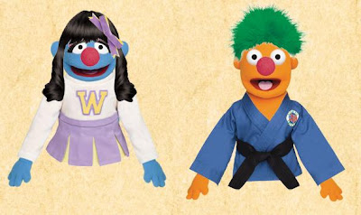 FAO Schwarz The Muppet Whatnot Workshop - Muppets Created by The Blot