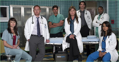 ER Season 14 Cast Photo