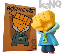 kaNO - The OG Moneygrip Designer Vinyl Figure