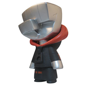 kaNO - Stealth Moneygrip Vinyl Figure